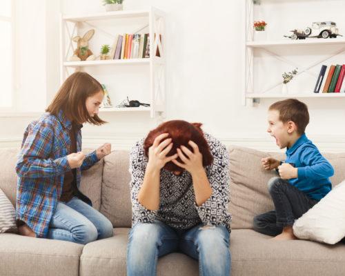 🍀大樹育兒🍀小孩哭、耍賴、尖叫→三步驟