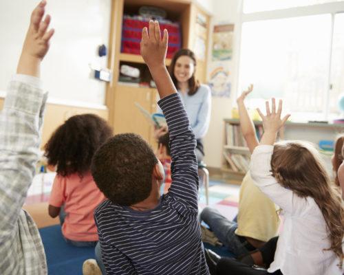 【兒童團體】 喚回注意力的兩種方法