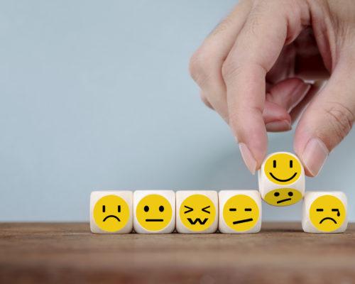 兒童團體花絮:刻意隱藏的情緒也需要被辨識