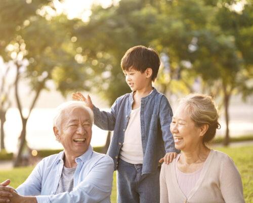為人子女長到五十歲如何面對他的父母?④ -面對老化